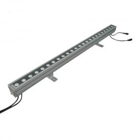 DG5087NET-LED洗墙灯户外防水射灯18w24w36w广告线条形灯景观桥梁户外灯