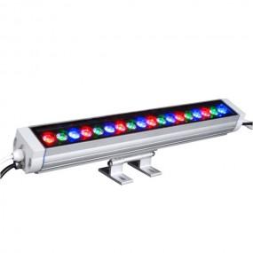 DG5091NET-LED洗墙灯户外防水大功率LED洗墙灯 24W 线条外墙射灯 厂价直销