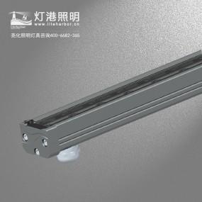 DG5001-LED洗墙灯/RDM DMX512A 专利款结构防水洗墙灯
