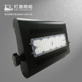 LED投光灯 户外防水 亮化工程款LED投光灯