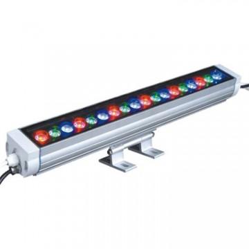 DG5054NET-LED洗墙灯大功率12w15w18w24w36w72w户外桥梁灯七彩LED线条灯