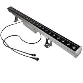 DG5074NET-LED洗墙灯大功率线条灯户外防水投射灯摇控七彩RGB户外亮化工程