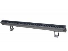 DG5093NET-LED洗墙灯户外防水洗墙灯线条灯桥梁灯12W18W24W36W七彩线条灯