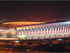 济南奥林匹克体育中心项目-体育照明工程