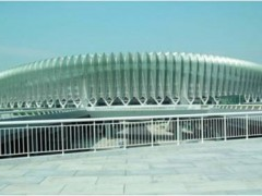 济南奥体中心主体育场-体育照明工程