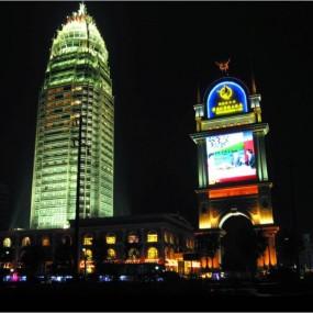 临沂华盛江泉城大酒店-酒店照明工程