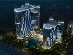 顶级酒店外立面照明设计—酒店照明方案
