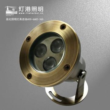 LED投光灯 智能控制系统 户外亮化工程款LED投光灯