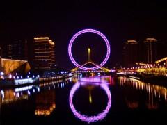 天津桥梁照明设计——户外照明工程