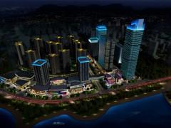 城市LED亮化工程怎样实现节能低碳?-户外照明工程