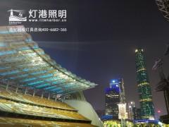 珠江两岸景观亮化照明再升级