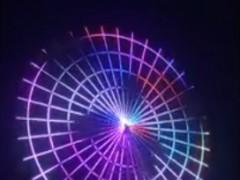 LED线条灯 户外防水七彩酒店桥梁亮化四川线条灯 灯港照明