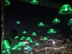 水母灯/景观造型灯/景观亮化灯/度假区亮化灯/公园亮化灯/灯港照明