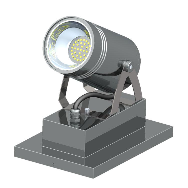 led户外投光灯|高效投光灯|投光灯生产厂家|小角度led投光灯