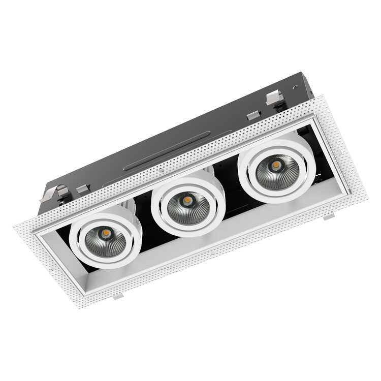 DG4003A LED格栅灯