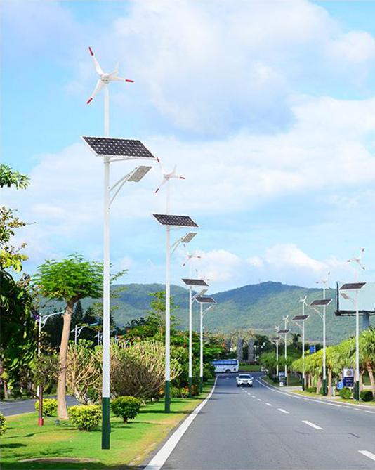 DG-A501 LED光伏路灯、太阳能led路灯杆、节能路灯厂商