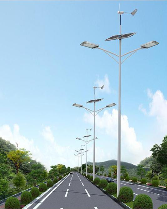 DG-A804 LED太阳能路灯