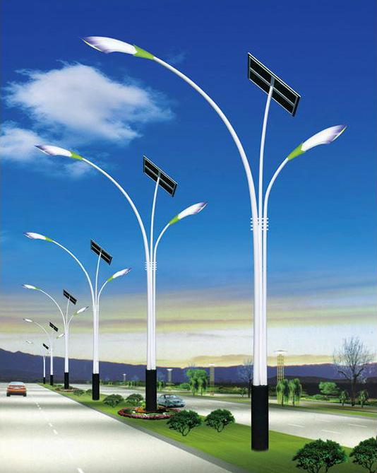DG-A2101 LED太阳能路灯