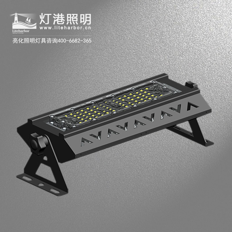 LED投光灯 酒店亮化 户外防水工程款LED投光灯