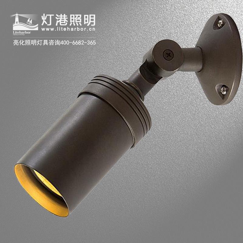 LED 单向壁灯 180°灯光角度调节 简洁大体| 灯港照明