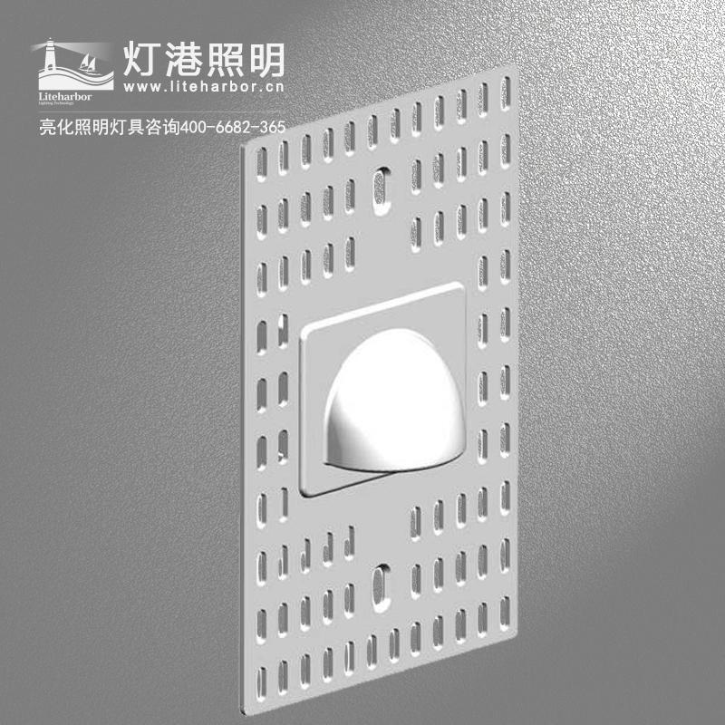 LED嵌入式台阶灯 台阶壁灯 广场台阶灯 台阶灯规格| 灯港照明