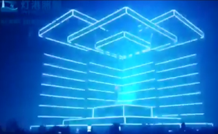 led线条灯 舞台线条灯 户外led线条灯 亮化线条灯-灯港照明